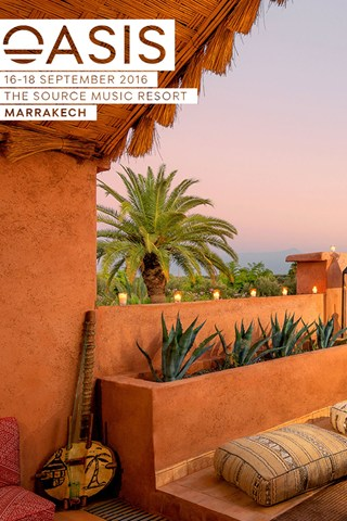 Win 2 x tickets to Oasis festival in Marrakech including a 3-night hotel stay on GLAMOUR.com (UK)