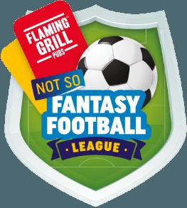 Not So Fantasy Football League