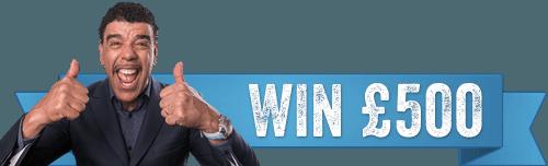 Win £500